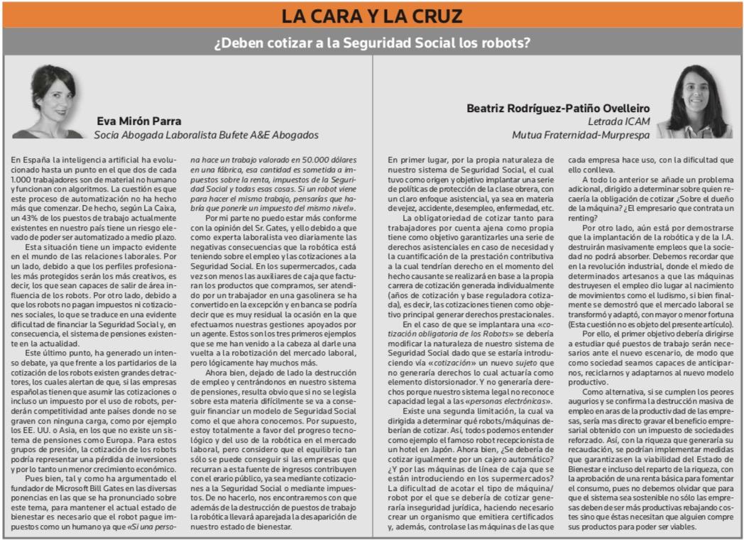 Nueva publicación en la revista AJA